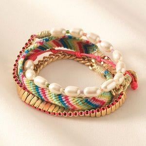 Stella & Dot Festival Wrap Bracelet